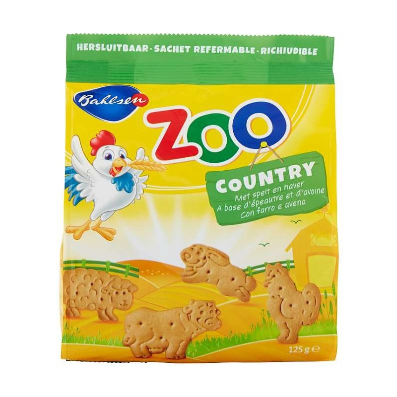 Bahlsen Zoo Country 125 g