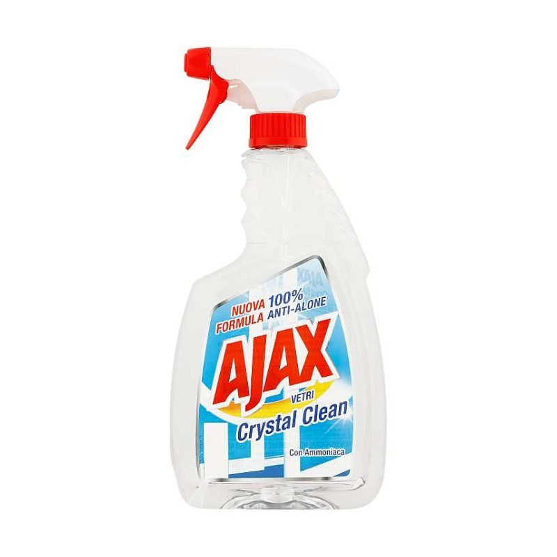 Ajax Crystal clean vetri...