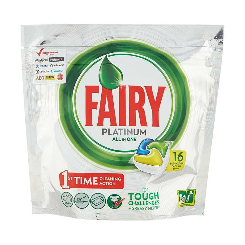 Fairy Platinum Detersivo in...