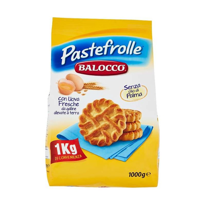Balocco Pastefrolle 1000 g