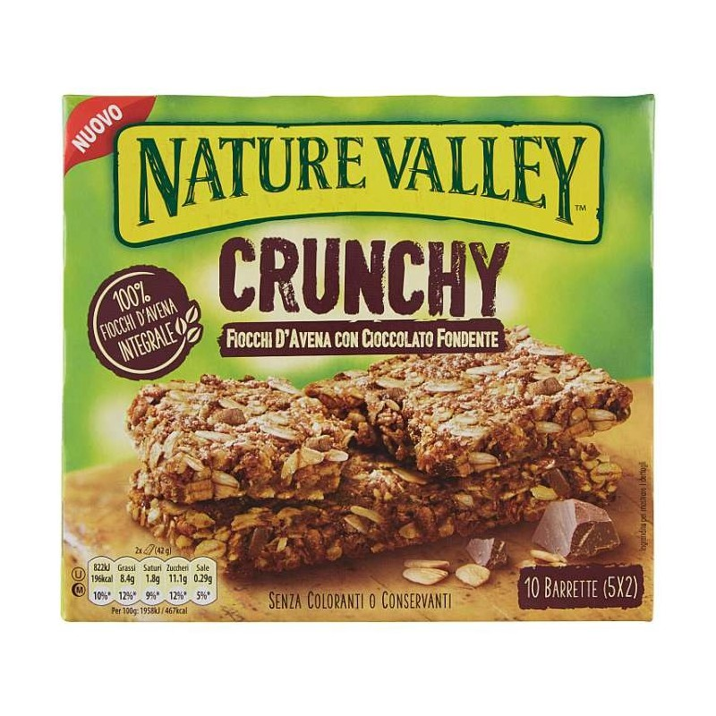 Nature Valley Crunchy...
