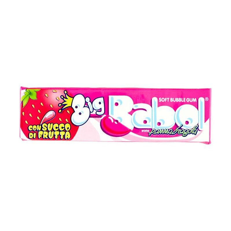 Big Babol Chewing gum...