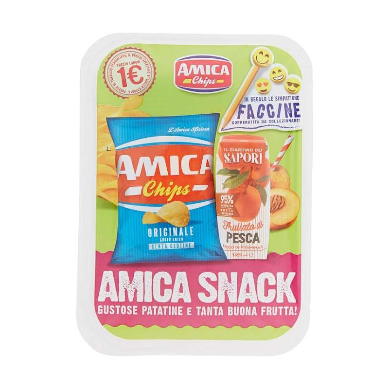 Amica Chips Amica Snack...