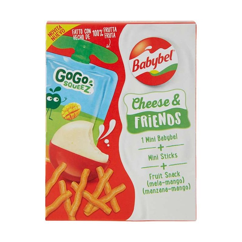 Babybel Cheese & Friends 1...