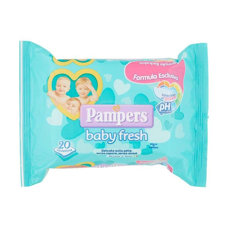 Pampers Baby Fresh x20