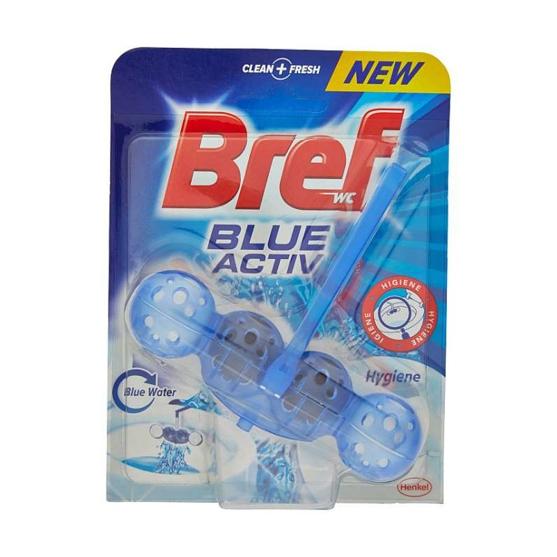 BREF WC Power Activ Blue...
