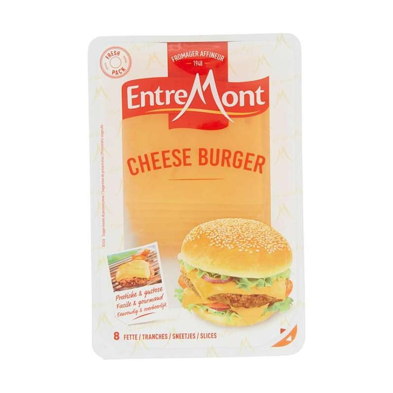 EntreMont Cheese Burger 120 g