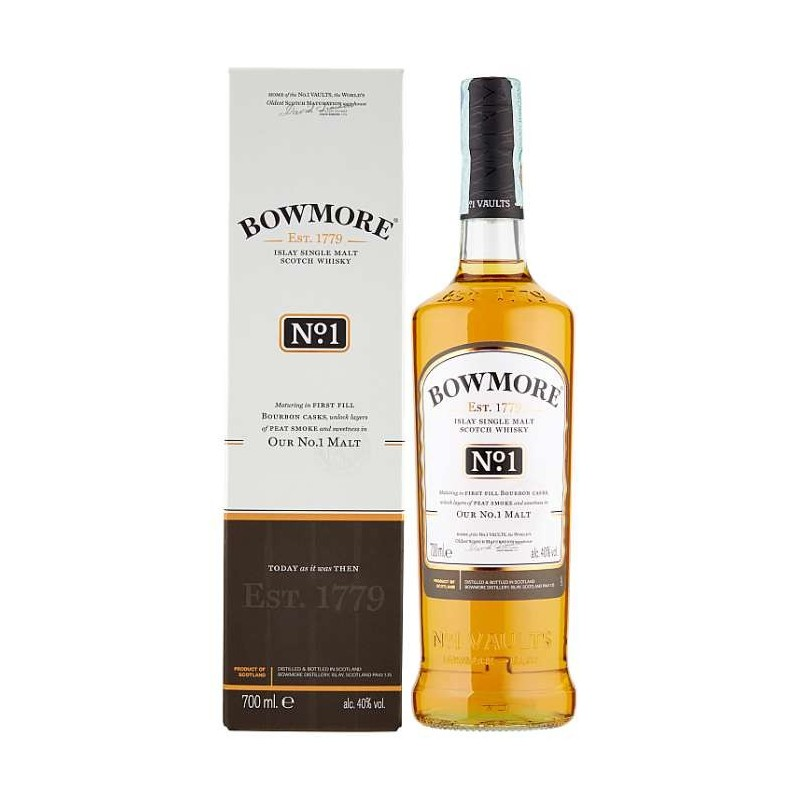 Bowmore Islay Single Malt...