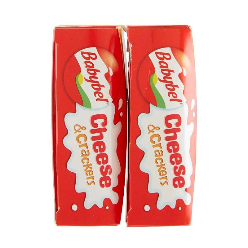 Babybel Cheese & Crackers 2...