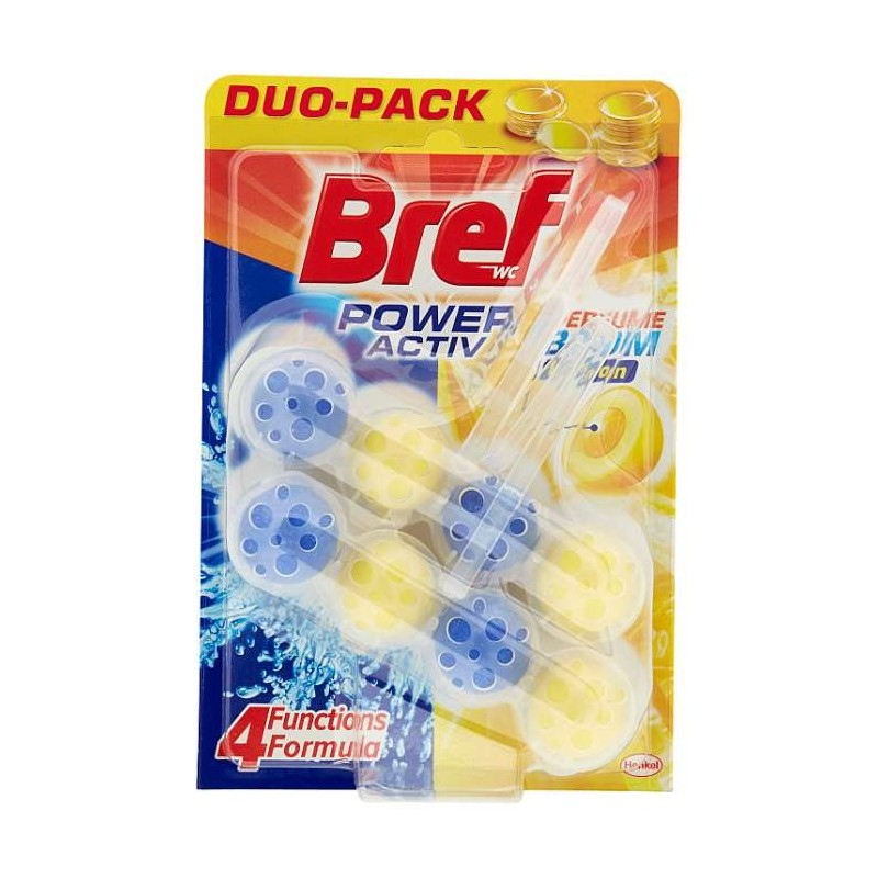 BREF WC Power Activ Lemon...