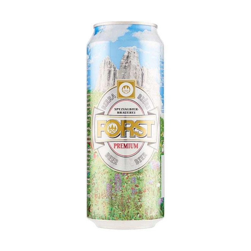Forst Premium 50 cl CAN