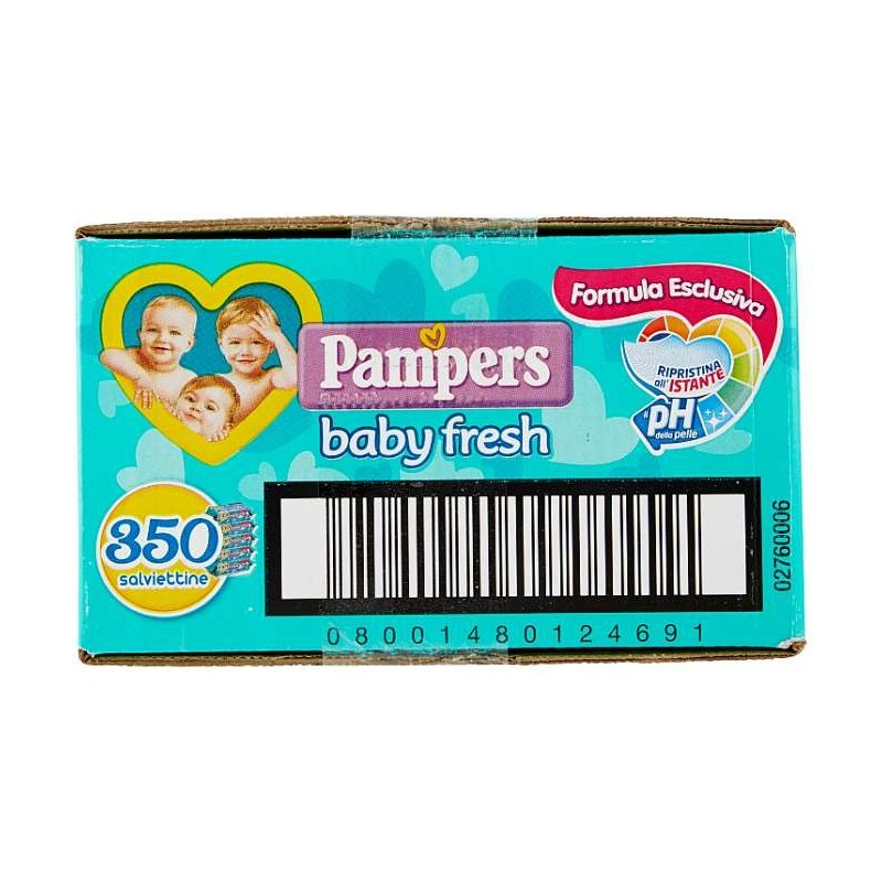 Pampers Baby Fresh Nuova...
