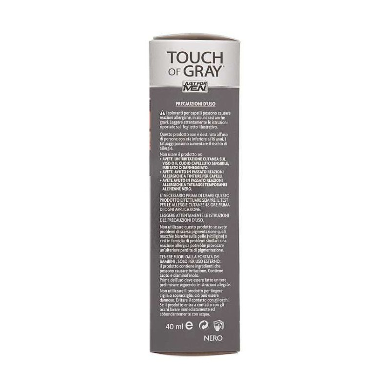 Just For Men Touch of Gray...