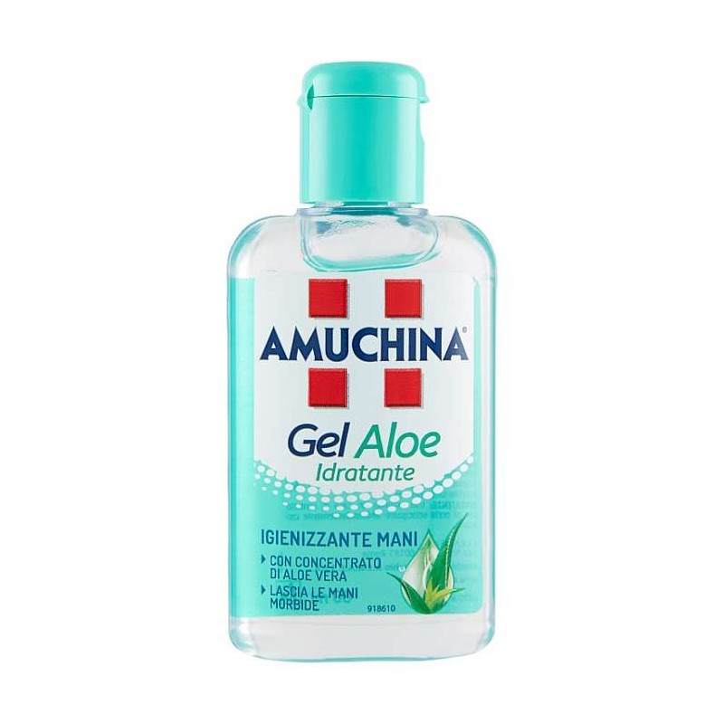 Amuchina Gel Aloe Idratante...