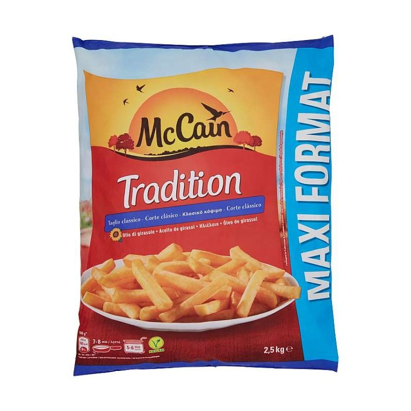 McCain Tradition 2,5 kg